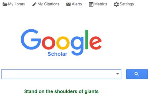 Websites for searching research papers